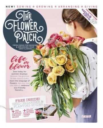 Crafting Specials   The Flower Patch   October 2020
