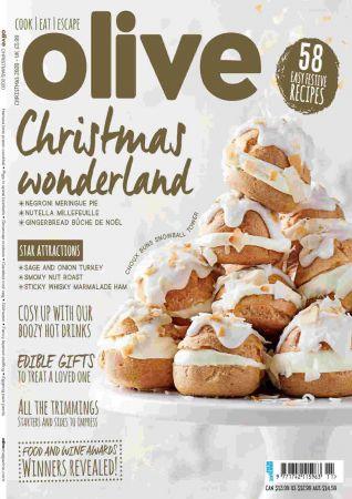 Olive   Christmas 2020
