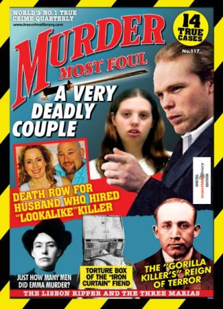 Murder Most Foul   Issue 117, October 2020
