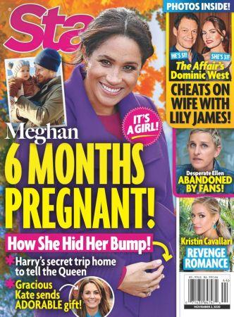 Star Magazine USA   November 02, 2020