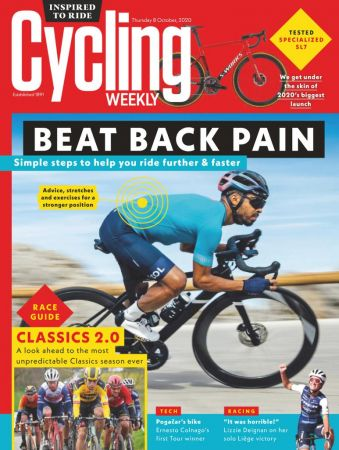 Cycling Weekly   October 08, 2020