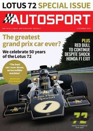 Autosport   08 October 2020
