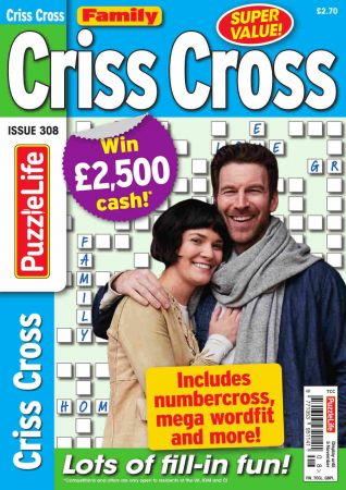 Family Criss Cross   Issue 308, 2020