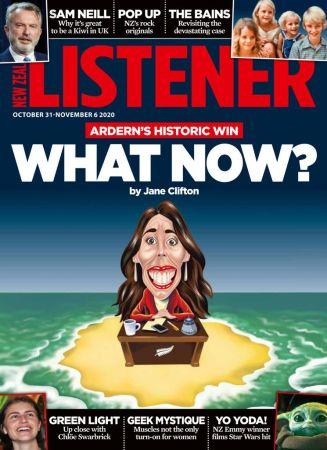 New Zealand Listener   October 31, 2020