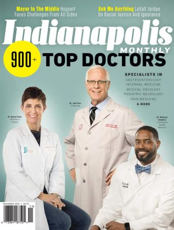 Indianapolis Monthly   November 2020