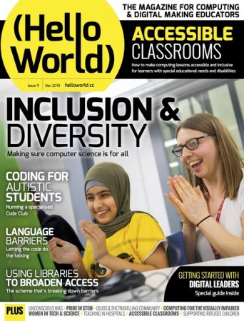 Hello World   Issue 11, November 2019