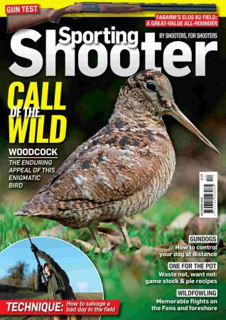 Sporting Shooter   December 2020