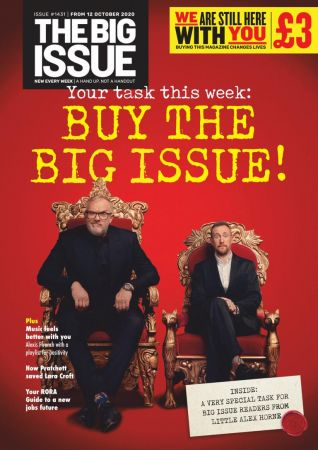 The Big Issue   October 12, 2020