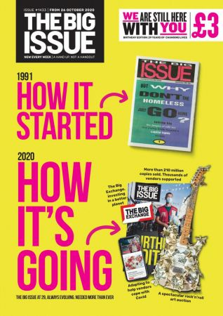 The Big Issue   October 26, 2020
