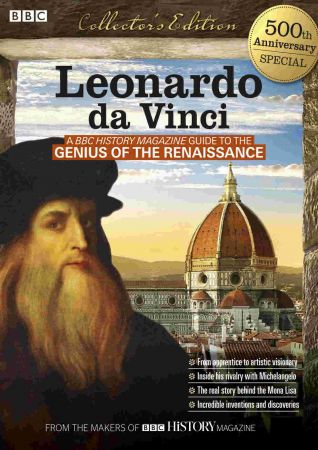 BBC History Specials Leonardo Da Vinci, 2019