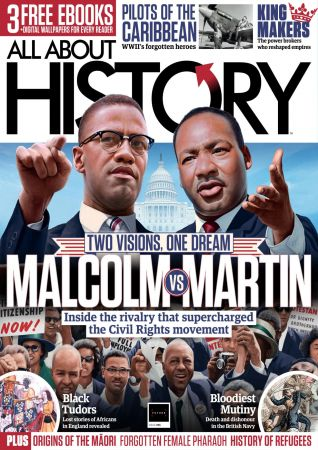 All About History   Issue 96, 2020