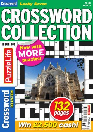 Lucky Seven Crossword Collection   Issue 259, 2020
