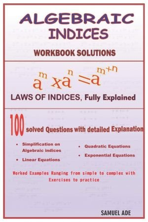Algebraic Indices: 100 Fully Solved Problems That Explained All You Need to Know to Perfectly Understand...