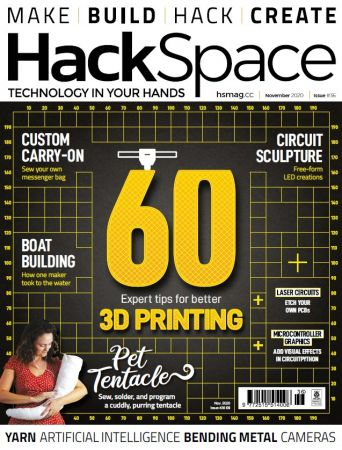 HackSpace   Issue 36   November 2020