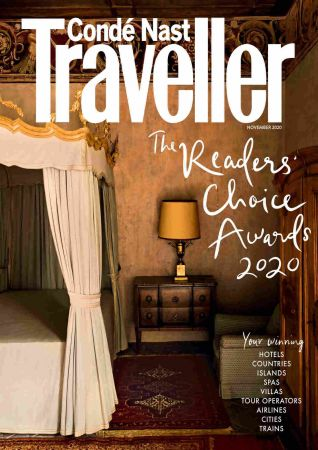 Condé Nast Traveller UK - November 2020 (True PDF)