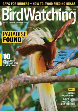 BirdWatching USA   November/December 2020