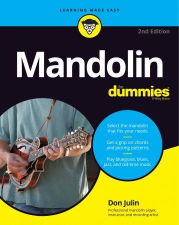 Mandolin For Dummies, 2nd Edition (True PDF)