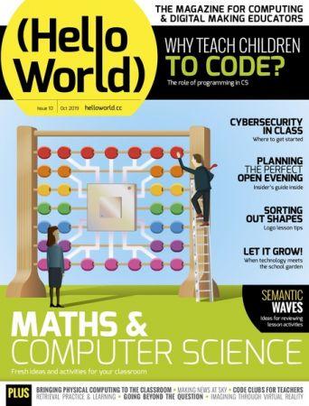 Hello World   Issue 10, September 2019