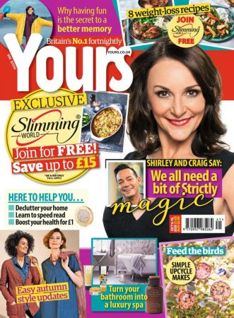 Yours UK - 06 October 2020