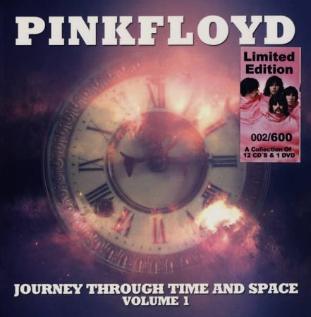 Pink Floyd   Journey Through Time and Space Vol. 1 [12CD Limited Edition Box Set] (2008) MP3