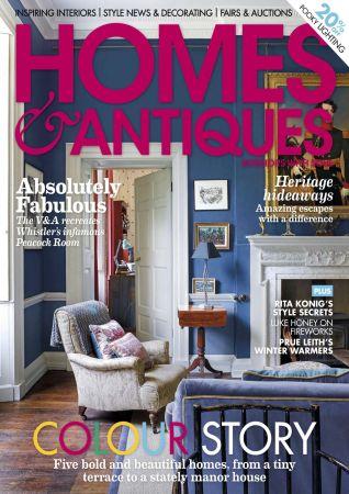 Homes & Antiques   November 2020