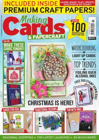 Making Cards & Papercraft   November/December 2020 (True PDF)
