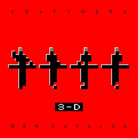 Kraftwerk   3 D Der Katalog [8CD Box Set / Deutsche Version] (2017) MP3