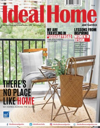 The Ideal Home and Garden   October 2020