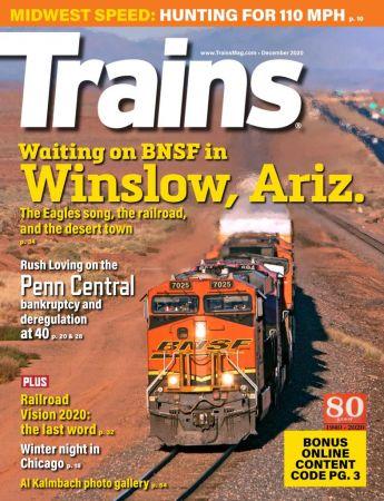 Trains   December 2020