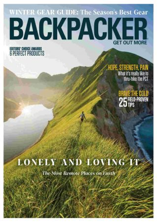 Backpacker   November/December 2020