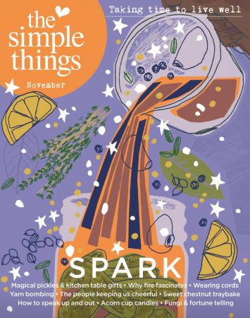 The Simple Things   November 2020