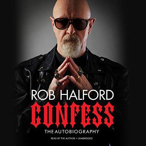 Confess: The Autobiography [Audiobook]