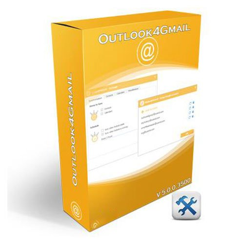 Outlook4Gmail 5.3.4.5207 Multilingual + Fix