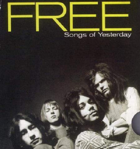 Free ‎- Songs Of Yesterday [5CD, Box Set] (2000)
