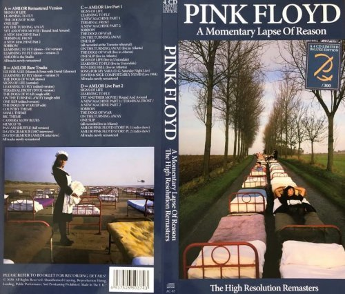 Pink Floyd   A Momentary Lapse Of Reason (The High Resolution Remasters) (2020) Mp3