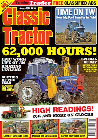 Classic Tractor   January 2021