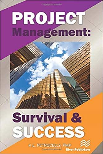 Project Management: Survival and Success