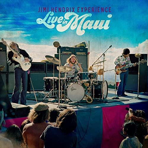 Jimi Hendrix   Live In Maui (2020)