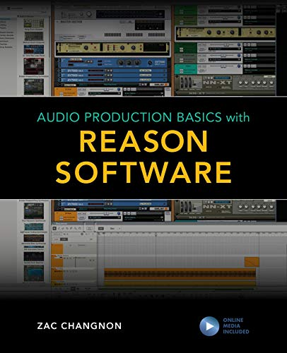 Audio Production Basics with Reason Software