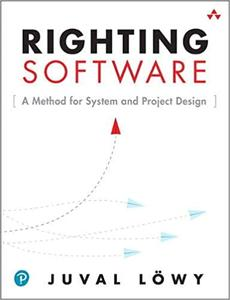Righting Software: A Method for System and Project Design (True EPUB)