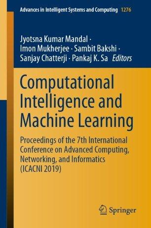 Computational Intelligence and Machine Learning