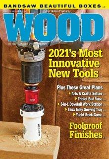 WOOD Magazine December 01, 2020