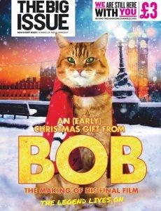The Big Issue - November 09, 2020 [True PDF]