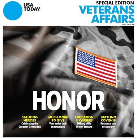 USA Today Special Edition: Veterans Affairs, 2020