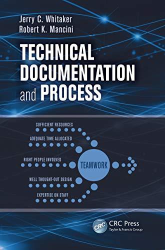 Technical Documentation and Process (EPUB)