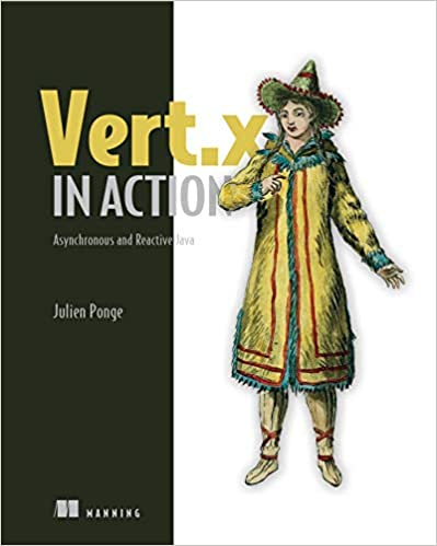 Vert.x in Action: Asynchronous and Reactive Java (True EPUB, MOBI)