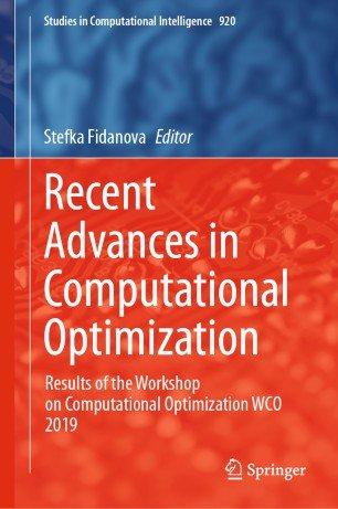 Recent Advances in Computational Optimization: Results of the Workshop on Computational Optimization WCO 2019