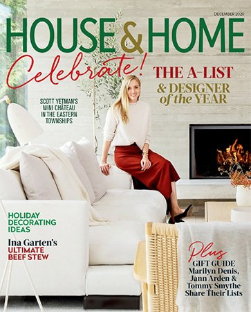 House & Home   December 2020
