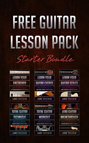 Free Guitar Lesson Pack: Starter Bundle