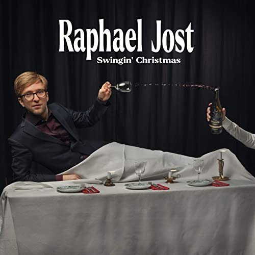 Raphael Jost   Swingin' Christmas (2020) Mp3